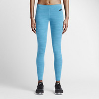 The Nike Leg-A-See Printed Women's Leggings.