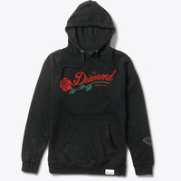 Diamond Supply Co. - La Rosa Hoodie - Black