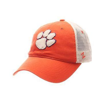 Licensed Clemson Tigers Official NCAA University Adjustable Hat Cap by Zephyr 080689 KO_19_1