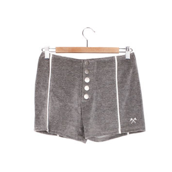 FIELD DAY VELOUR SHORTS