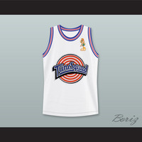 Space Jam Lola Bunny 10 Tune Squad Basketball Jersey with Lola Bunny Patch