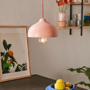 Camila Resin Pendant Light | Urban Outfitters