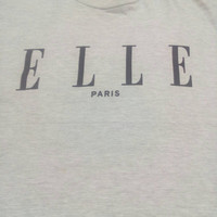 Elle paris tees T-shirt vintage Medium