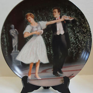 Knowles Fine China Sound of Music Collection Laendler 4th Issue