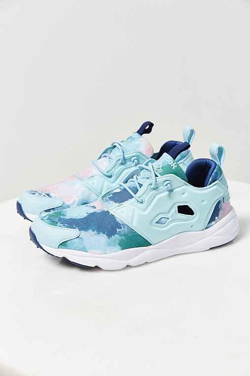 Reebok FuryLite Watercolor Running from Urban Outfitters 7917d159bfa4