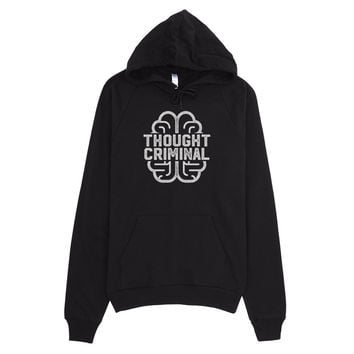 Thought Criminal California Fleece Hoodie