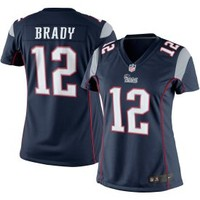 Nike Women's New England Patriots Tom Brady Home Limited Jersey - Dick's Sporting Goods
