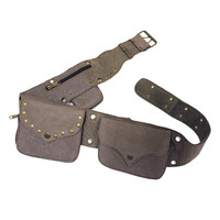 Classic Nomad's Belt in Brown