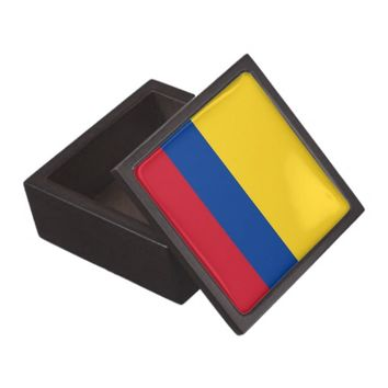 Colombian Flag Premium Gift Box