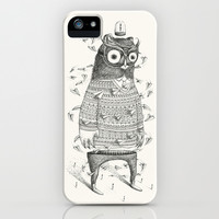 I Was Hoping This May Help Remove The Silence iPhone & iPod Case by khandisha | Society6