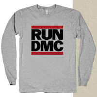 Run DMC t-shirt long sleeves happy feed