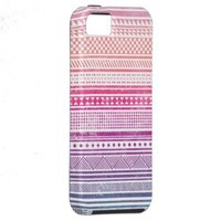 Vintage Aztec Tribal Andes Pattern iPhone 5 Covers from Zazzle.com