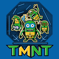 Teenage Minion Ninja Turtles