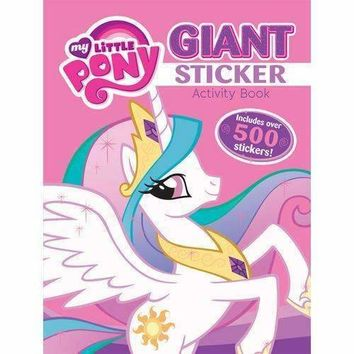 My Little Pony Giant Sticker Book