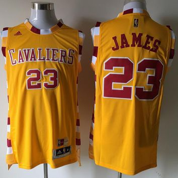 LeBron James Cleveland Cavaliers Jersey #23 Hardwood Classics