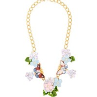 Hortensia butterfly-embellished necklace | Dolce & Gabbana | MATCHESFASHION.COM US