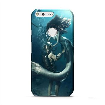 DIVER AND THE MERMAID Google Pixel XL 2 Case