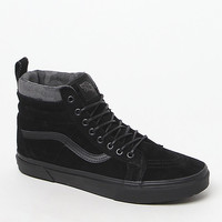 Vans Sk8-Hi MTE Black and Camo Shoes at PacSun.com