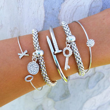 """""""The Key to Love"""" Stack"""