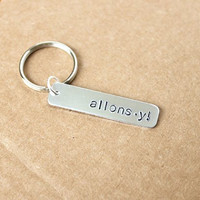 Doctor Who Allonsy Keychain