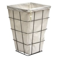 Threshold™ Wire Laundry Hamper with Liner