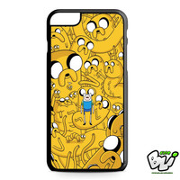 Adventure Time Jake And Finn iPhone 6 Plus Case | iPhone 6S Plus Case