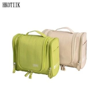 Travel high - quality travel cosmetics bags large - capacity cosmetics organizers multi - functional hanging bag cosmetic bag