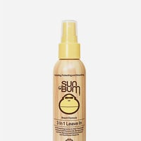 SUN BUM Beach Formula 3-in-1 Leave In Conditioner (4oz) | Sun Care