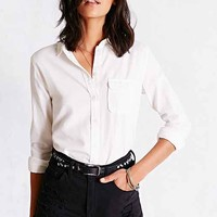 BDG Classic White Oxford Button-Down