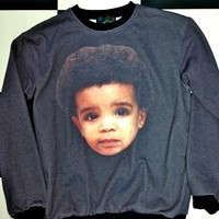 SWEET LORD O'MIGHTY! BABY DRAKE SWEATER