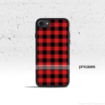 Buffalo Plaid Phone Case Cover for Apple iPhone iPod Samsung Galaxy S & Note