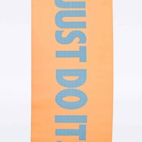 Nike Just Do It Yoga Mat in Orange - Urban Outfitters
