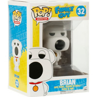 Funko Family Guy Pop! Animation Brian Vinyl Figure