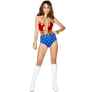 Lasso of Truth Wonder Woman Halloween Costume