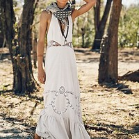 Free People Womens In a Dream Maxi Dress
