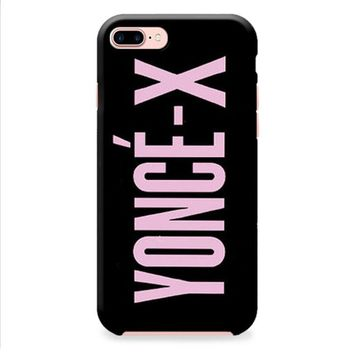Beyonce Yonce-X iPhone 8 | iPhone 8 Plus Case