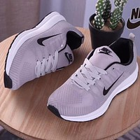 Nike Lunar Woman Men Fashion Trending Sneakers Running Sports Shoes