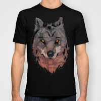Wolf Mother T-shirt by Vasco Vicente