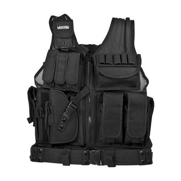 Loaded Gear VX-200 Tactical Vest,LeftHand