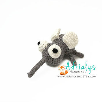 Crochet Mosquito | Crochet Animals | Crochet Toy | Amigurumi Mosquito | Bugs | Mosquito Toy | Crochet Amigurumi | Ready to Ship