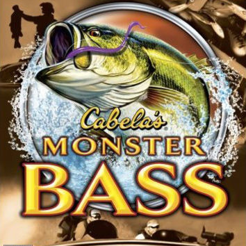 Cabela's Monster Bass - Playstation 2 (Very Good)