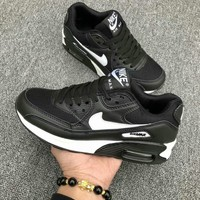 """Nike Air Max 90"" Unisex Casual All-match Fashion Air Cushion Sneakers Couple Running Shoes"