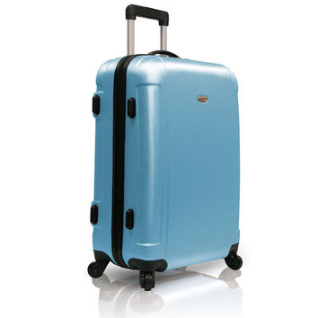 "Freedom 25"" Lightweight Hardsided Spinner Upright Suitcase"