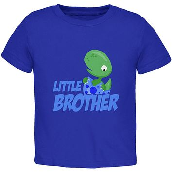 Little Brother Dinosaur Toddler T Shirt