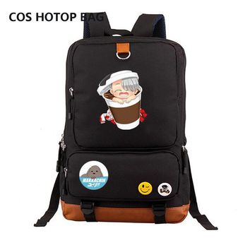Anime Backpack School kawaii cute YURI!!! on ICE Victor cosplay backpack teenagers Men women's Student book Bags Shoulder Bag travel Laptop Bags 11 style AT_60_4