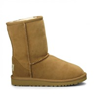 Toddlers Classic Sheepskin Lined Boot