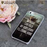 Hozier Work Song Lyric iPhone 5|5S Case|iPhonefy