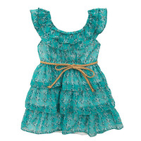 Rare Editions 12-24 Months Ditsy-Printed Dress | Dillards