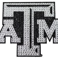 Texas A&M Aggies Bling Auto Emblem
