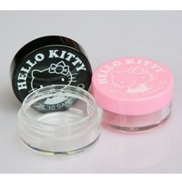 Hello Kitty Cream Case 10ml 2pcs Sanrio